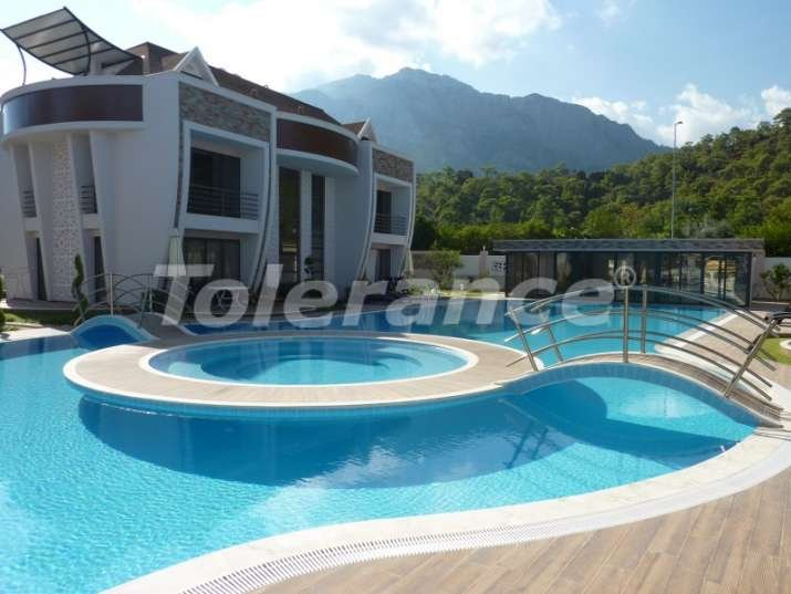 Apartment complex in Aslanbudcak, Kemer hotel type - 8527 | Tolerance Homes