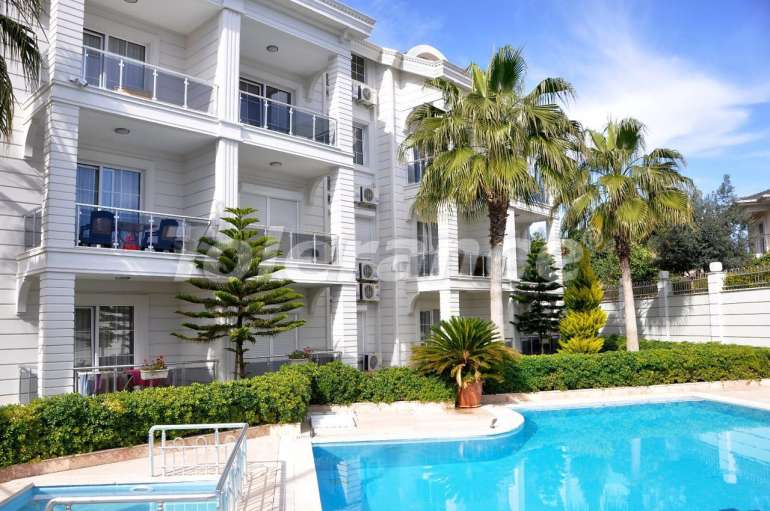 Two-bedroom apartments in the center of Kemer, 200 meters from the sea - 8770 | Tolerance Homes