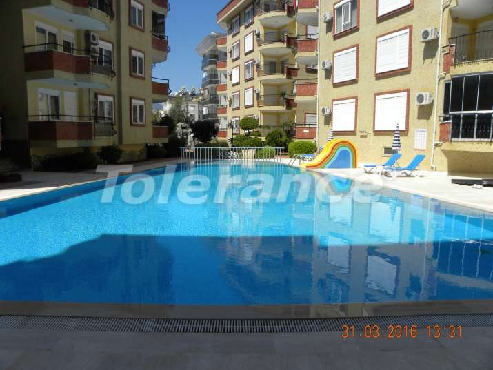 Superb apartment in Oba, Alanya 200 meters from the sea - 8812 | Tolerance Homes