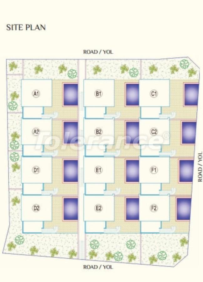 Luxury villas in Kargicak, Alanya with private pool - 8924 | Tolerance Homes