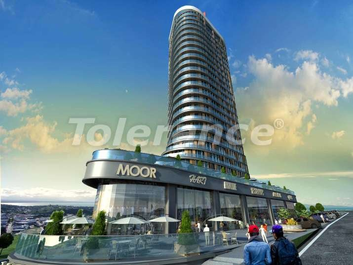 High-quality apartments in Esenyurt, Istanbul profitable for investment - 9679 | Tolerance Homes
