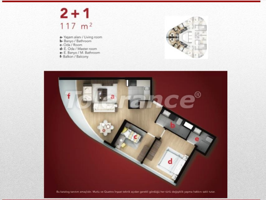 High-quality apartments in Esenyurt, Istanbul profitable for investment - 9690 | Tolerance Homes