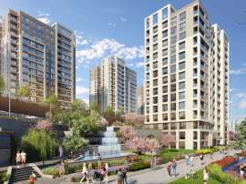 Spacious apartments in Basaksehir, Istanbul in a modern complex with installments up to 3 years - 20583 | Tolerance Homes