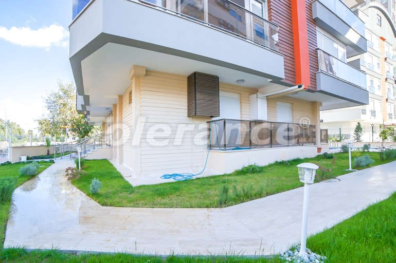 Apartments in Liman, Konyaalti with a pool, views of the mountains and the river - 10390 | Tolerance Homes