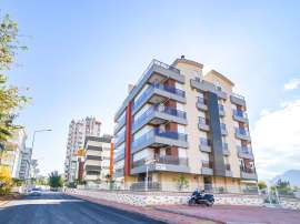 Apartments in Liman, Konyaalti with a pool, views of the mountains and the river - 10389 | Tolerance Homes