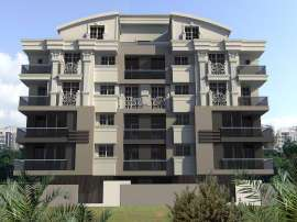 Tree bedroom apartments in Hurma, Konyaalti in a complex with a swimming pool - 10462 | Tolerance Homes
