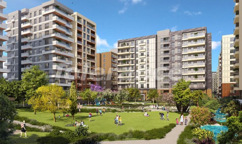 Modern apartments in Kepez, Antalya by installments from the developer - 30965 | Tolerance Homes