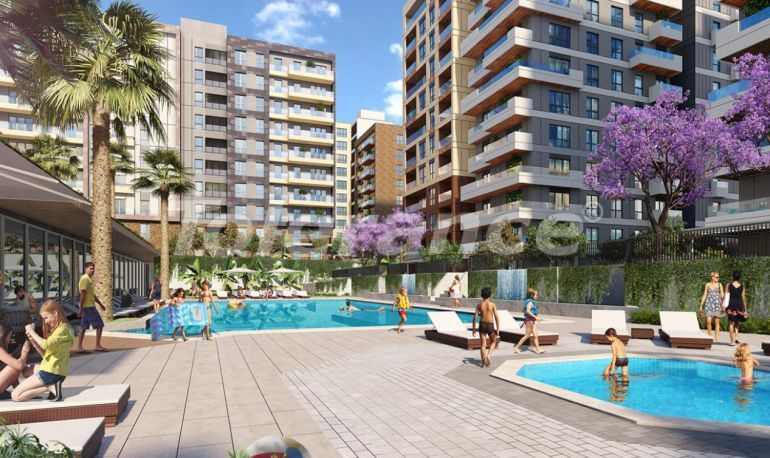 Modern apartments in Kepez, Antalya by installments from the developer - 30964 | Tolerance Homes