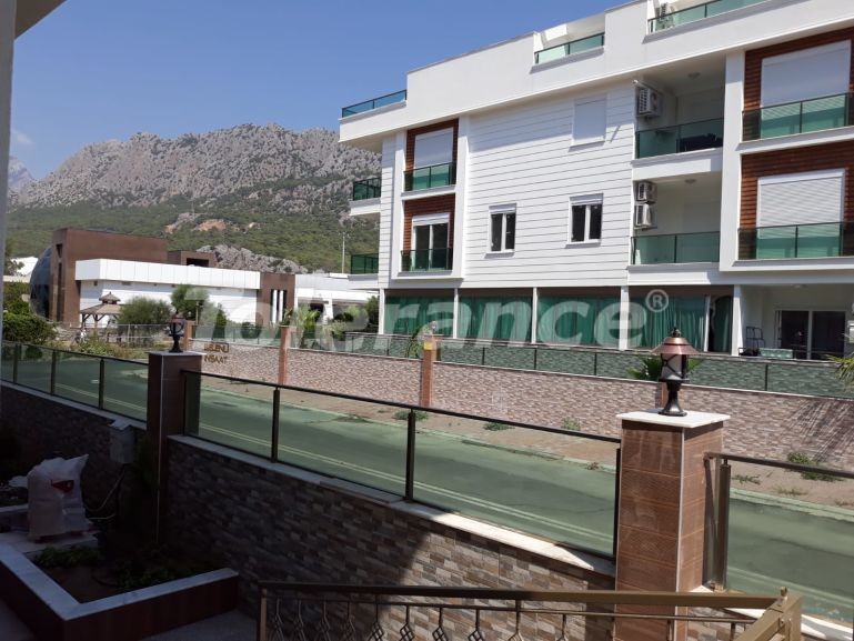 Modern apartment complex in Sarisu, Konyaalti at the foot of the mountains with the possibility of installment - 17640 | Tolerance Homes