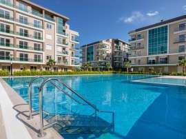 Resale two-bedroom apartment in Hurma, Konyaalti in a hotel-type complex with outdoor and indoor pool - 126   Tolerance Homes