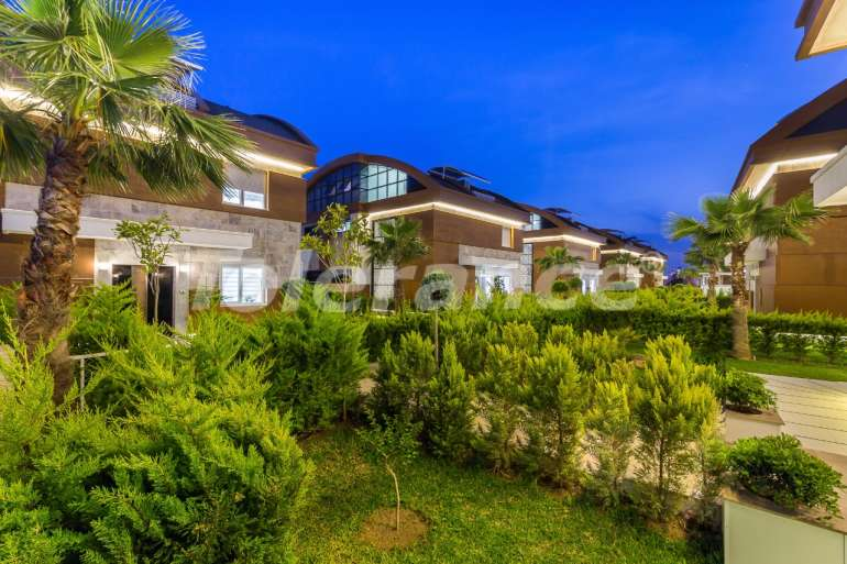 Luxary villas in Lara, Antalyawith private swimming pool and security - 11207 | Tolerance Homes