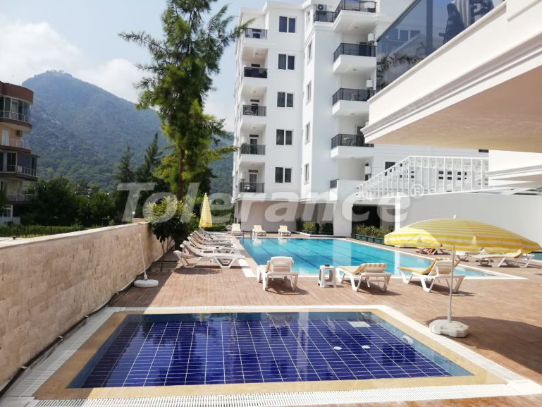 Apartments in Konyaaltı, Antalya in a hotel type complex with income guarantee - 17666 | Tolerance Homes