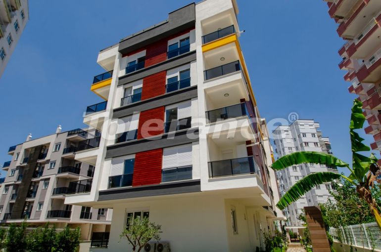 Apartments  in Liman, Konyaalti in the complex with a fitness center and sauna - 30575 | Tolerance Homes