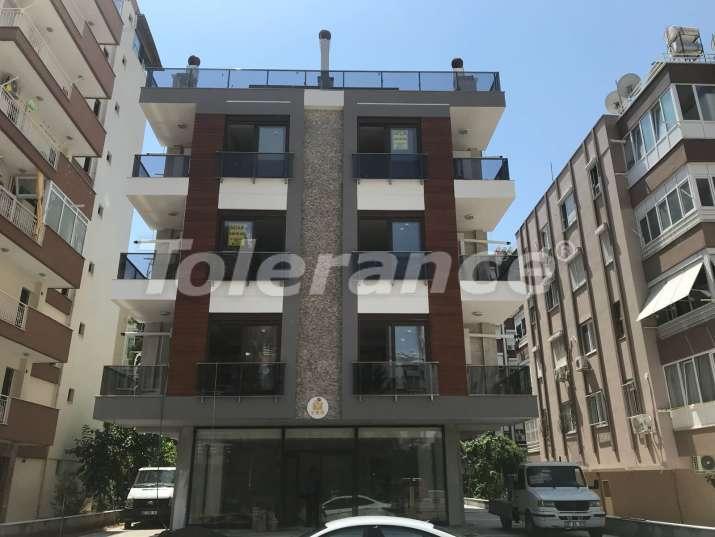 Three-bedroom apartment in Konyaalti, Antalya 800 meters from the beach - 11967 | Tolerance Homes