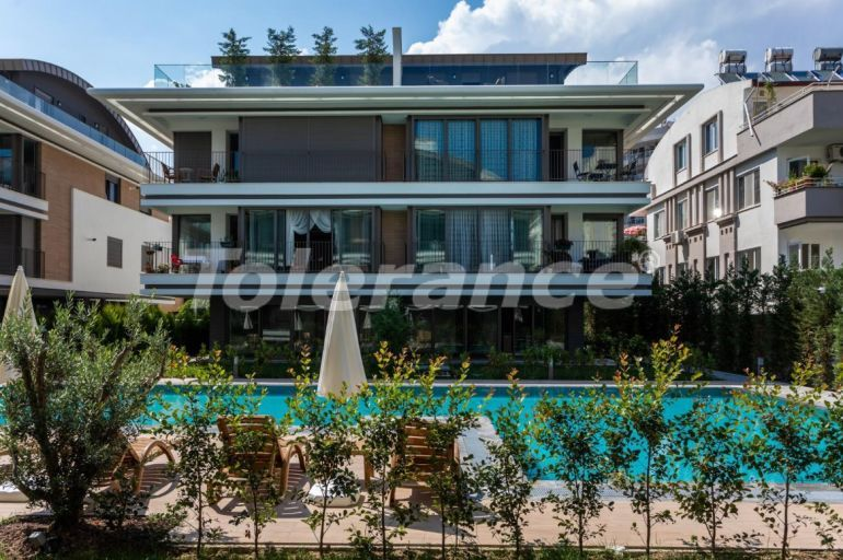 Exclusive luxury apartments in Konyaalti, Antalya just 100 meters from the sea and the promenade - 21984 | Tolerance Homes