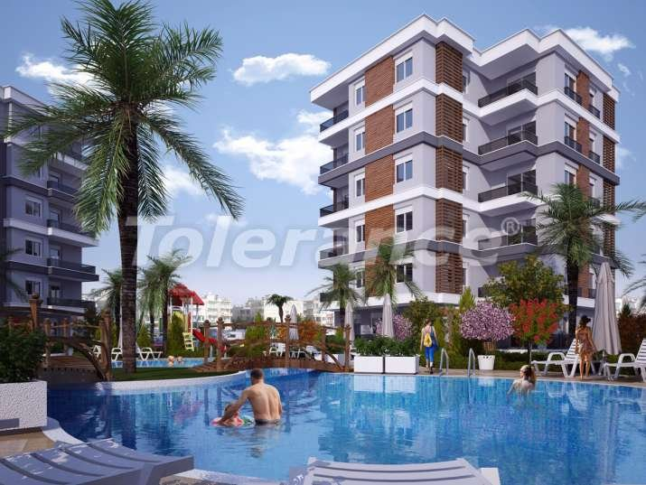 New project of apartments in Kepez, Antalya near the city center - 12075   Tolerance Homes