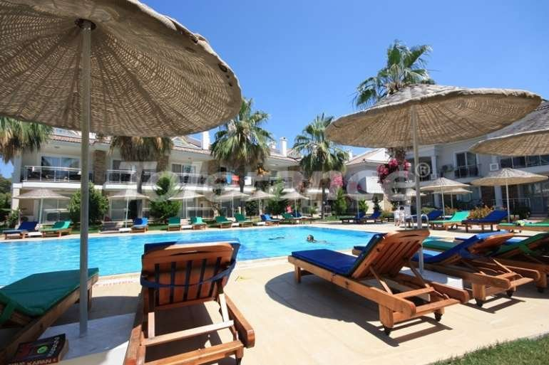 Apartments in Fethiye within walking distance to Calis Beach - 12517 | Tolerance Homes