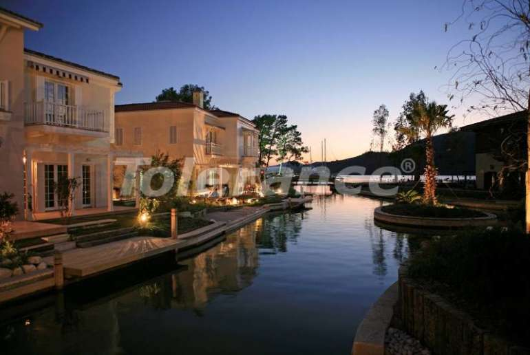 A magnificent custom-design villa with and private port in Fethiye Gocek - 12645 | Tolerance Homes