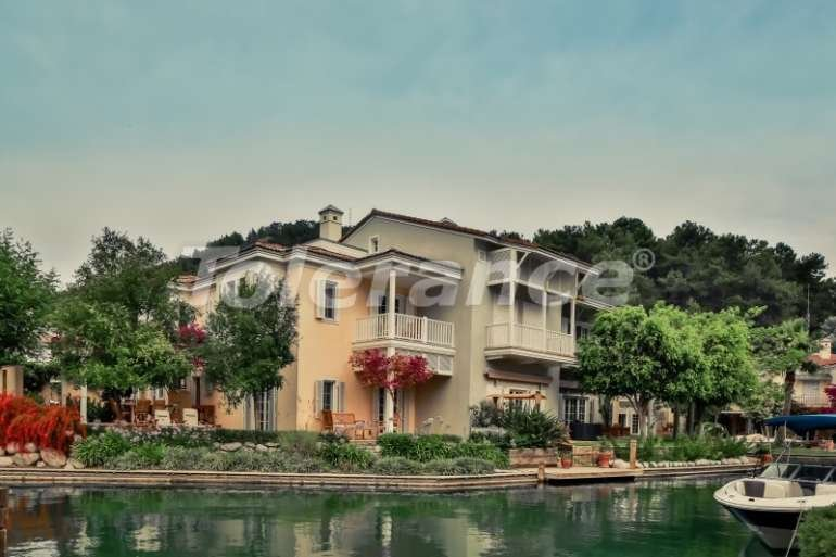 A magnificent custom-design villa with and private port in Fethiye Gocek - 12646 | Tolerance Homes