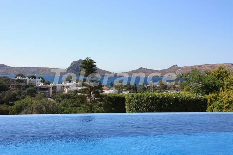 The villa in Bodrum with private pool and sea view - 12947 | Tolerance Homes