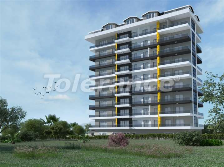 Spacious apartments in the center of Mahmutlar, Alanya - 13514 | Tolerance Homes