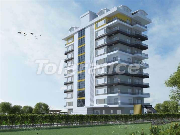 Spacious apartments in the center of Mahmutlar, Alanya - 13513 | Tolerance Homes