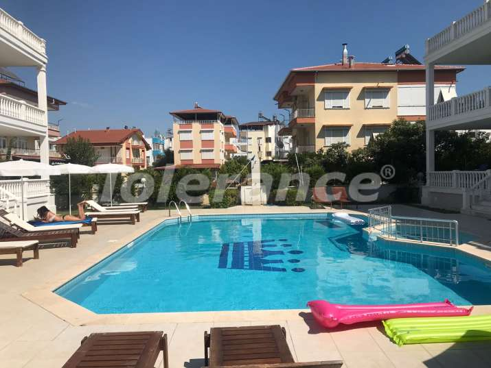 Furnished apartment in the center of Belek with an outdoor pool - 13614 | Tolerance Homes