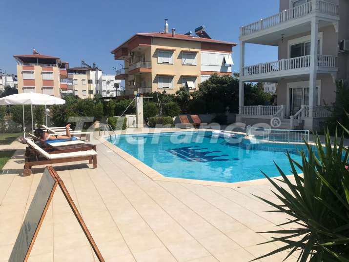 Furnished apartment in the center of Belek with an outdoor pool - 13613 | Tolerance Homes