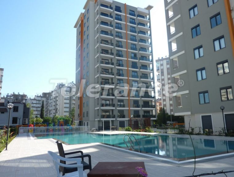 Luxury apartments in Uncali, Konyaalti with swimming pool - 22400   Tolerance Homes