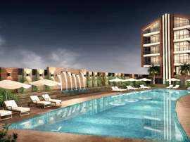 Luxury apartments in Uncali, Konyaalti with indoor and outdoor swimming pools - 13689   Tolerance Homes