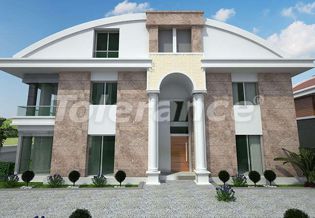 Deluxe Suite villas in Konyaalti, Antalya with the possibility of obtaining Turkish citizenship - 13933 | Tolerance Homes