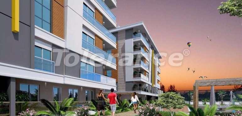 Three-bedroom apartments in Kepez, Antalya - 14014 | Tolerance Homes