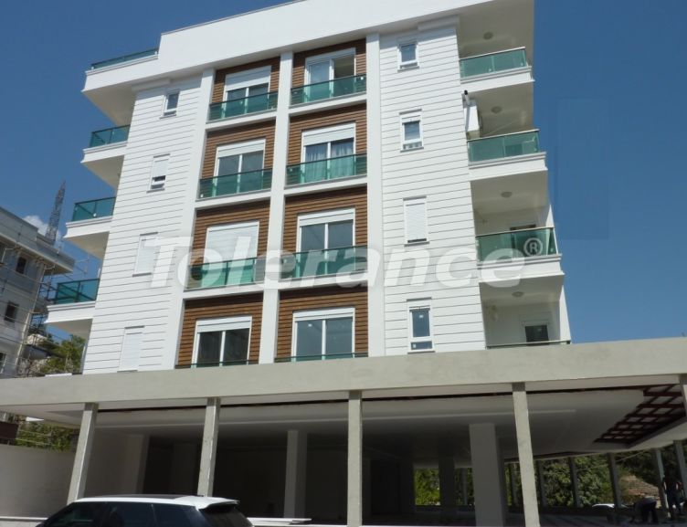 Spacious apartments in Hurma, Konyaalti in a complex with swimming pool with installments - 19564 | Tolerance Homes