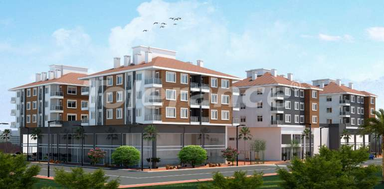 Investment project: spacious apartments in Kepez, Antalya from the developer - 14048 | Tolerance Homes