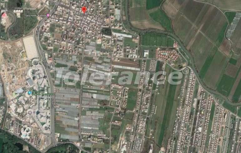 2 parcels in Kadriye/Belek suitable for construction of villas - 14186   Tolerance Homes