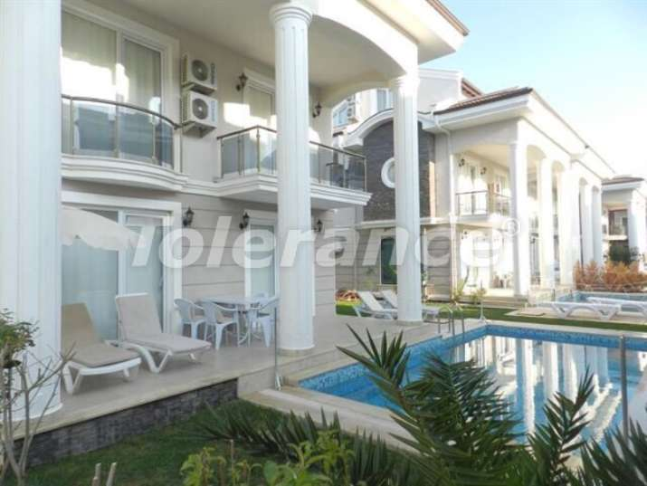 Resale villa in Calis, Fethiye in a comfortable complex with private pool - 14448   Tolerance Homes