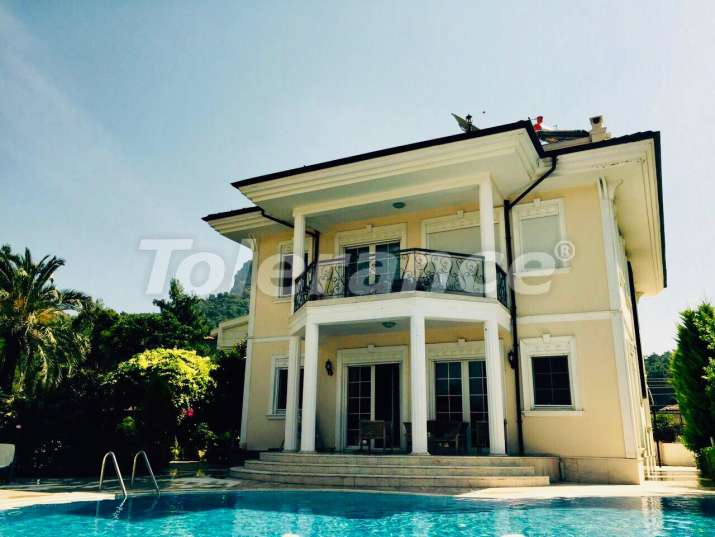 Beautiful villa in Kiris, Kemer by the sea - 14650 | Tolerance Homes
