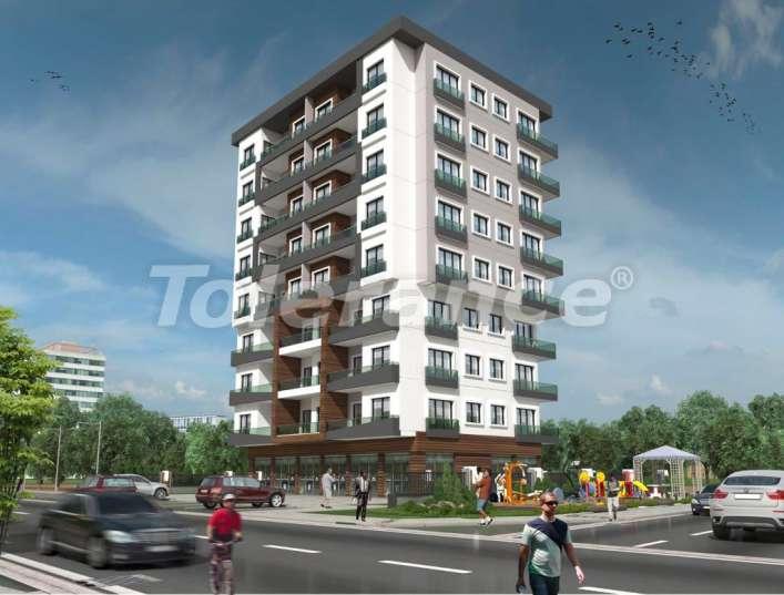 Comfortable apartments in Mahmutlar, Alanya near the sea - 14696 | Tolerance Homes