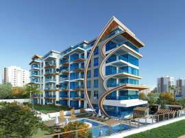 Apartments in Mahmutlar, Alanya in a new complex with the comfort of a luxury hotel - 14843 | Tolerance Homes
