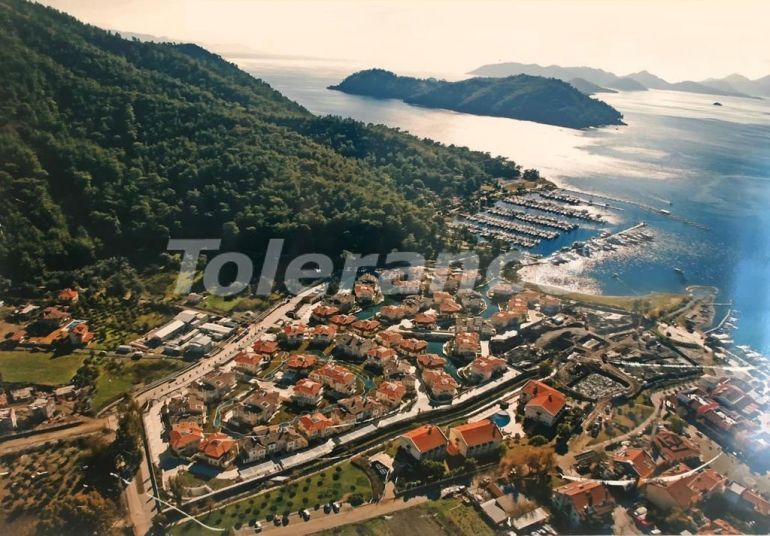 Private villas with special design in Gocek, Fethiye on the sea, with the possibility of obtaining Turkish citizenship - 41728   Tolerance Homes
