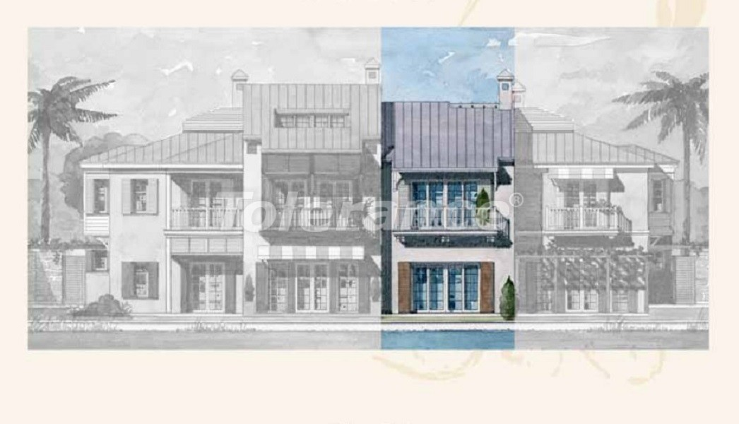 Private villas with special design in Gocek, Fethiye on the sea, with the possibility of obtaining Turkish citizenship - 41747   Tolerance Homes