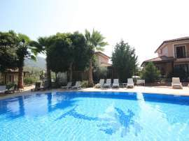 Three-storey villa in the suburb of Fethiye with mountain views - 15001 | Tolerance Homes