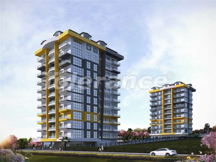 Apartments in Mahmutlar, Alanya near the sea from a reliable construction company - 15036 | Tolerance Homes