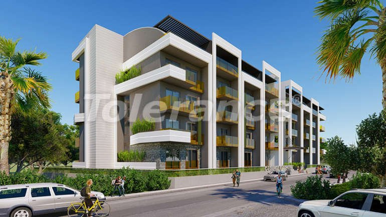 Luxury residential complex in the center of Alanya  - 15157 | Tolerance Homes