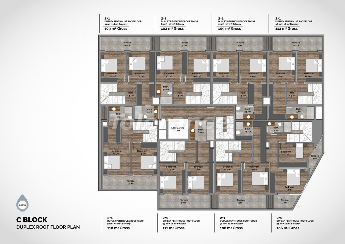 Luxury residential complex in the center of Alanya  - 15227 | Tolerance Homes