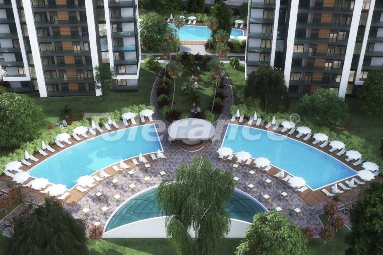 Apartments in Dosemealti, Antalya near university - 15283 | Tolerance Homes