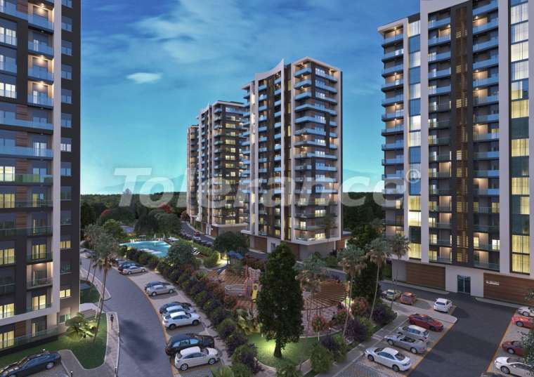 Apartments in Dosemealti, Antalya near university - 15282 | Tolerance Homes