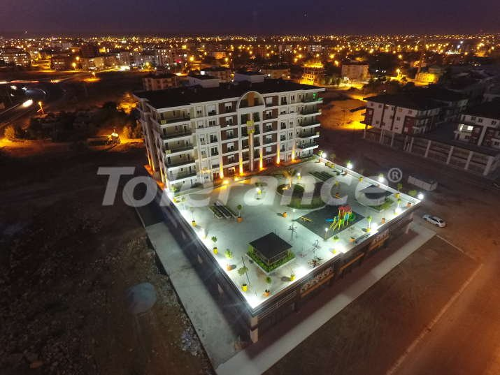 Cozy spacious apartments in Kepez, Antalya with a separate kitchen - 15324 | Tolerance Homes