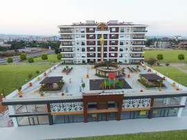 Cozy spacious apartments in Kepez, Antalya with a separate kitchen - 15323 | Tolerance Homes
