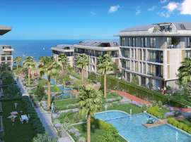 Spacious apartments in Beylikduzu, Istanbul overlooking the sea